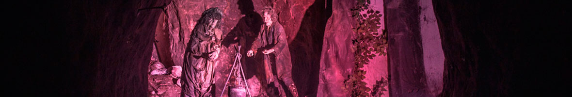 Ghostly Tales from the Smugglers Adventure Caves